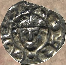 Coin of John I of Sweden c. 1220.jpg