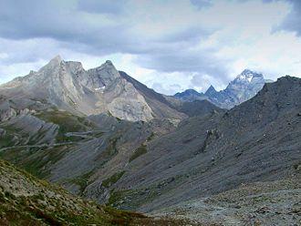 Cottian Alps - Colle d'Agnello/Col Agnel, 2,744 m