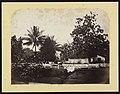 Collectie NMvWereldculturen, RV-A72-11, Foto, 'Kampong Kwitang te Batavia', fotograaf Woodbury & Page, ca. 1880.jpg