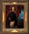 Collectie NMvWereldculturen, TM-6448-1, Olieverfschildering, 'Zelfportret Raden Saleh', Raden Saleh, 1841.jpg