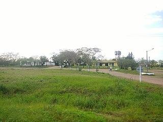 Colonia Palma Village in Artigas Department, Uruguay