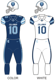 Columbia lions football unif.png