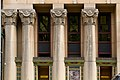 Columns outside The Pythian building 135 West 70th Street (6213593811).jpg