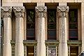 Columns outside The Pythian building 135 West 70th Street (6213593811).jpg