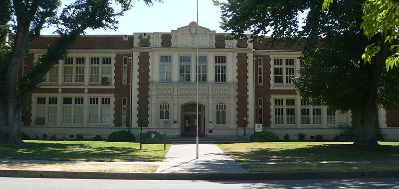 Colusa City Hall
