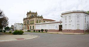 América, Buenos Aires - Civic Center, América.