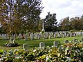 Commonwealth War Cemetery - geograph.org.uk - 1519412.jpg