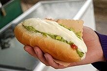 Hot dog variations - Wikipedia