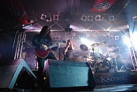 Concert of Kamelot in Barcelona, Sala Razzmatazz.jpg