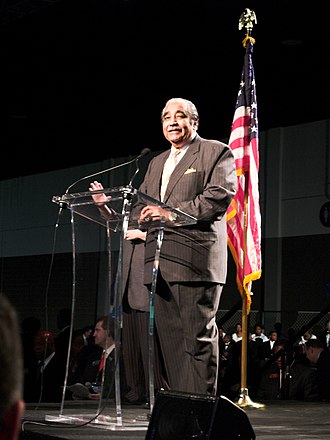 Charles Rangel - Rangel speaking in 2008