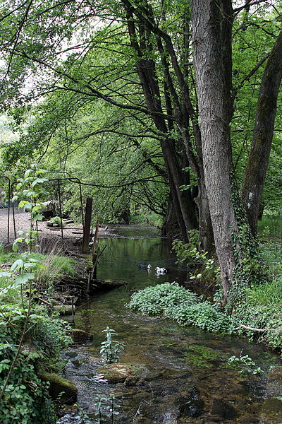 De Conroy nieft dem Moulin de Pérotin