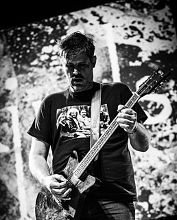 Kurt Ballou American rock guitarist, record producer