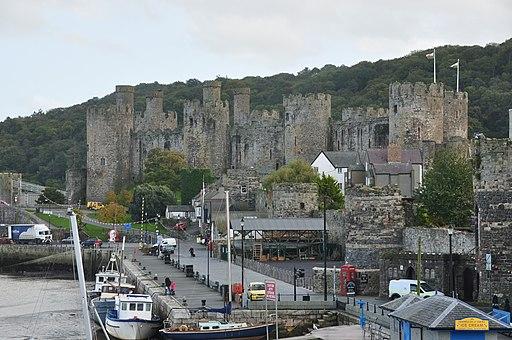 Conwy Castle (8048)