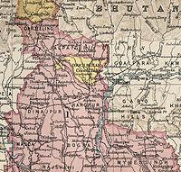 Cooch Behar from 1931 Imperial Gazetteer