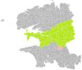 Coray (Finistère) dans son Arrondissement.png