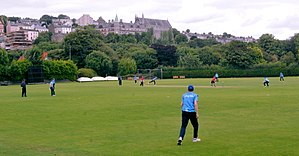 Cork City cricket