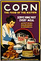 Corn, the food of the nation, US Food Administration poster, 1918.jpg