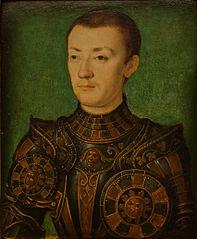 The Dauphin Henri. 1536-1537