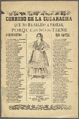 La Cucaracha Pancho Villa