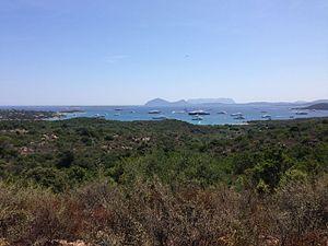 Costa Smeralda - A view of Costa Smeralda