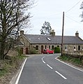 Cottages near Champfleurie House - geograph.org.uk - 1261729.jpg