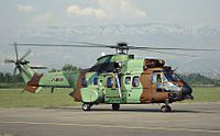 Cougar Helicopter of the Albanian Air Force.jpg
