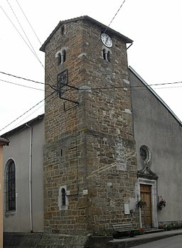 Courcelles, Église Saint-Jacques 1.jpg