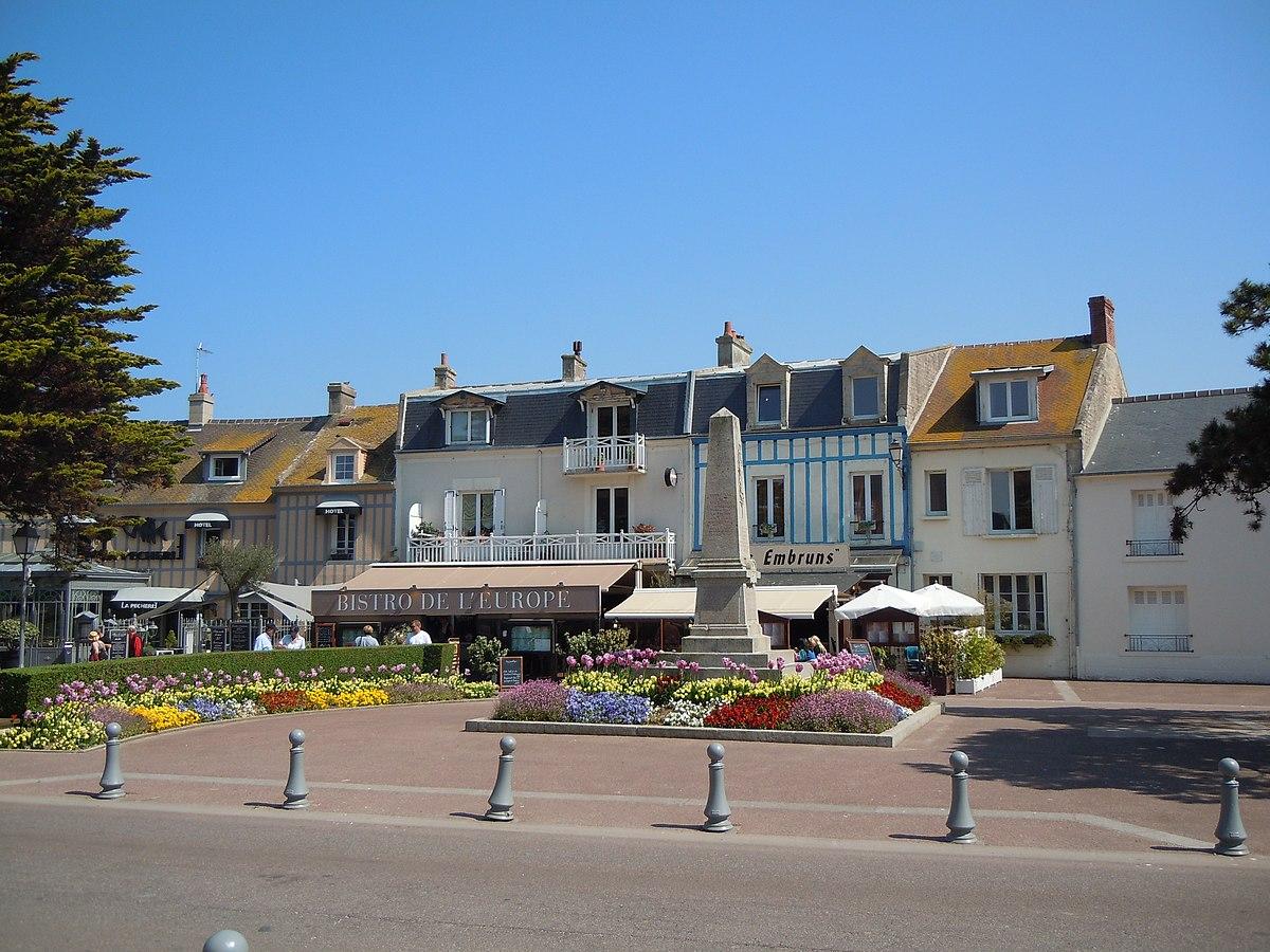 Hotel Normandy Paris