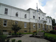 Court House Victoria County 2010.JPG