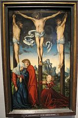 Christ Crucified between the Two Thieves
