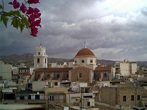 Crevillent - Church of Mare de Déu de Betlem