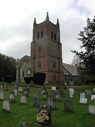 Crondall - All Saints Church