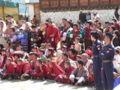 Crowds enjoying the Atsaras' antics, Paro Tsechu.jpg