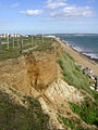 Crumbling cliffs west of Milford on Sea - geograph.org.uk - 42093.jpg