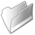Crystal Clear filesystem folder grey open.png