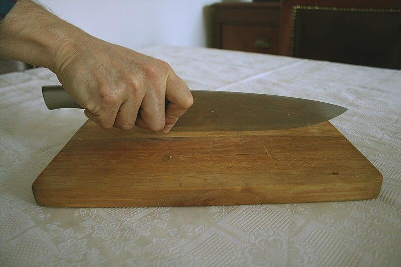 File:Cuchillo de Cocina (agarre).JPG