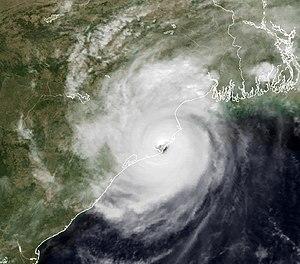 1999 Odisha cyclone - Image: Cyclone 05B