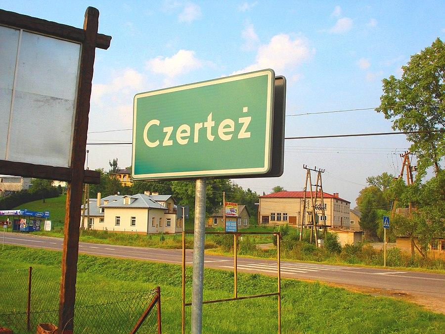 Czerteż
