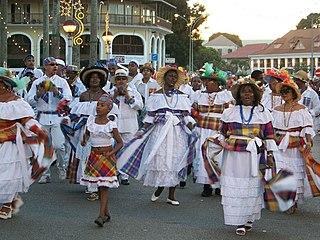 festival in Guyane, South America