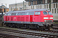 DB class 218 830-8 Hannover main station Germany.jpg