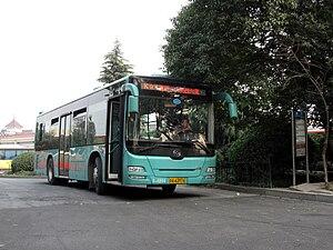Huanghai Bus - Image: DD6109S02