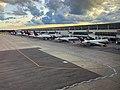 DTW McNamara Terminal South Ramp.jpg