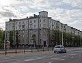 Daŭhabrodskaja street (Minsk, Belarus) — Вуліца Даўгабродская (Мінск, Беларусь) — Улица Долгобродская (Минск, Беларусь) (02).jpg