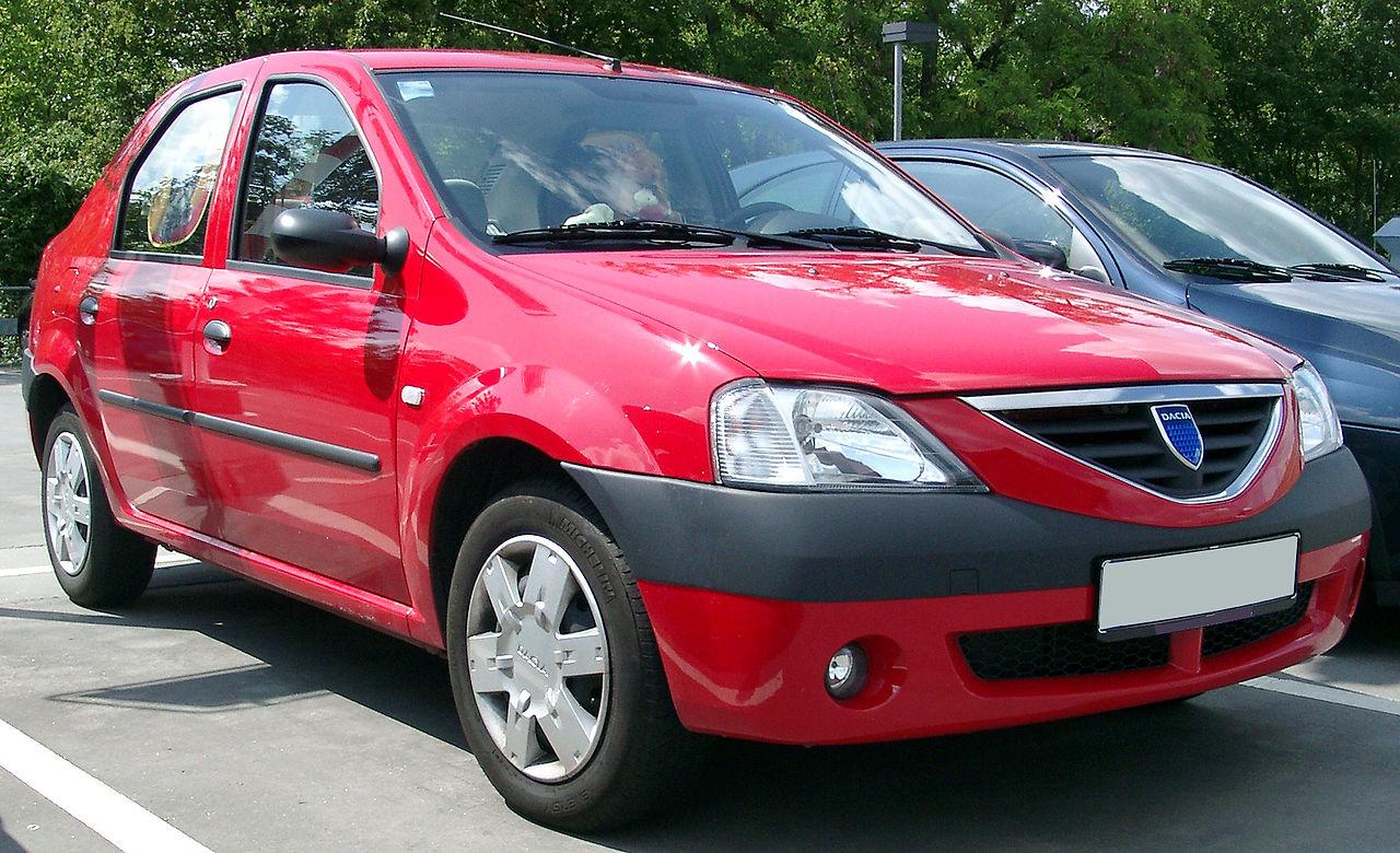 Renault/Dacia Logan 1