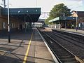 Dagenham Dock stn westbound look west.JPG