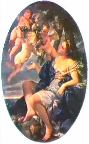 Giovanni Gioseffo dal Sole - Image: Dal Sole Allegoria