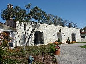 Everette Lee DeGolyer - DeGolyer Estate house at the Dallas Arboretum and Botanical Garden