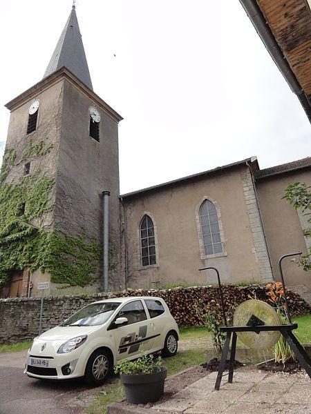 Damelevières (M-et-M) église