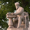 Daniel O'Neill Monument, Allegheny Cemetery, 2015-05-15, 01.jpg