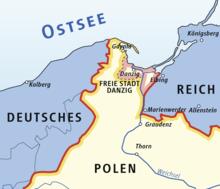 danzig karte Danzig – Wikipedia